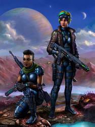 XCOM 2075 by SirTiefling