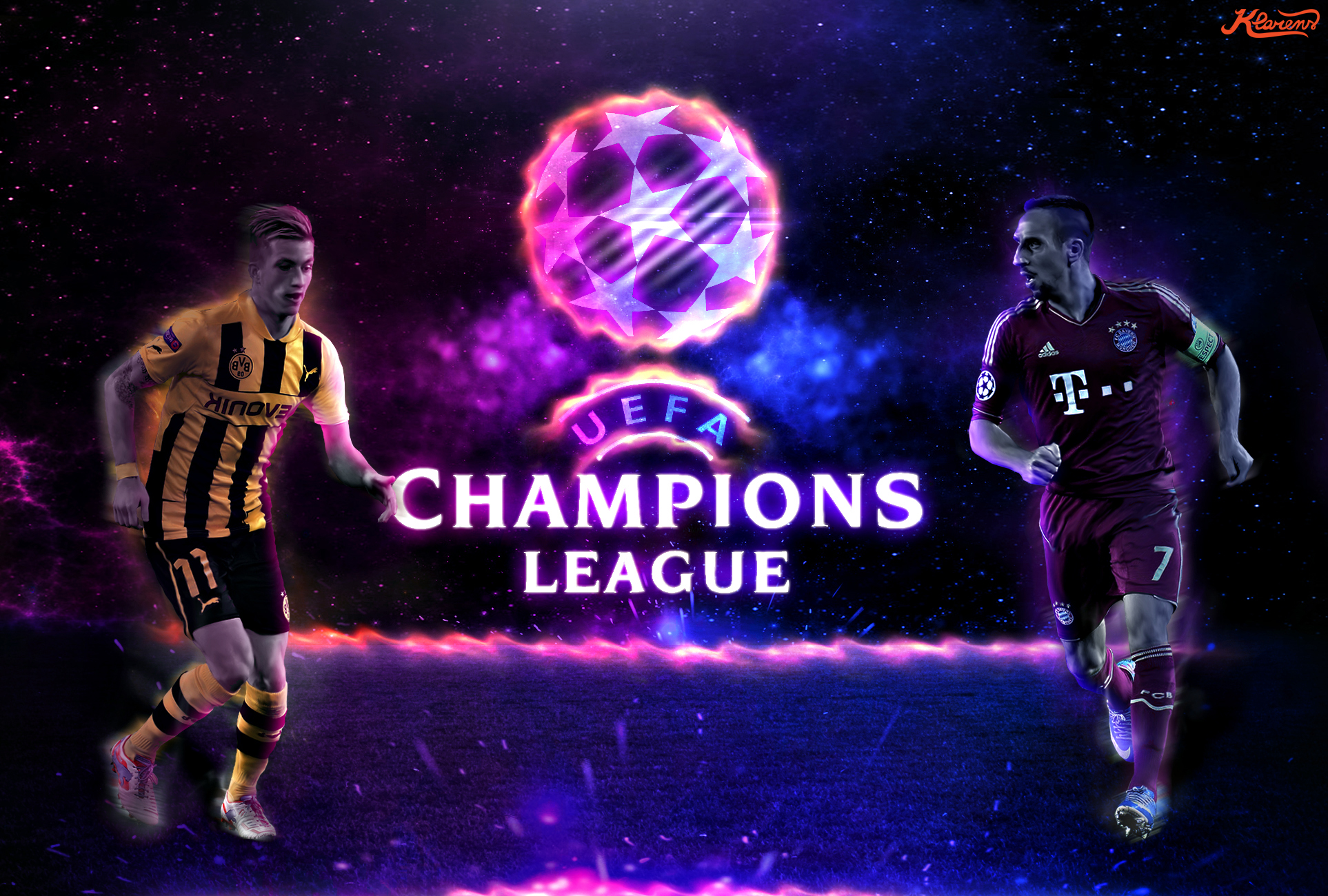 Uefa champions league 2013 final by gkdes1gn on deviantart