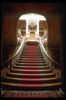 castle stairs by faeryfroggy-stock