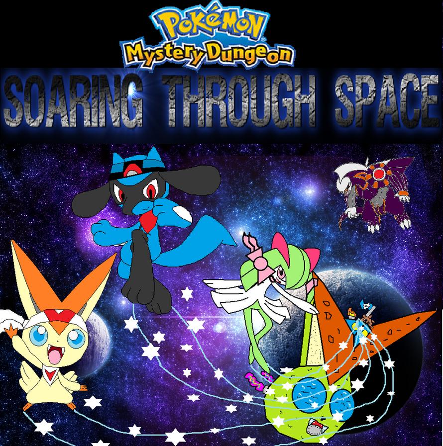 Pokemon Long Travel Through Time