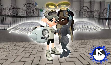Kellen x Marina Angels of Order