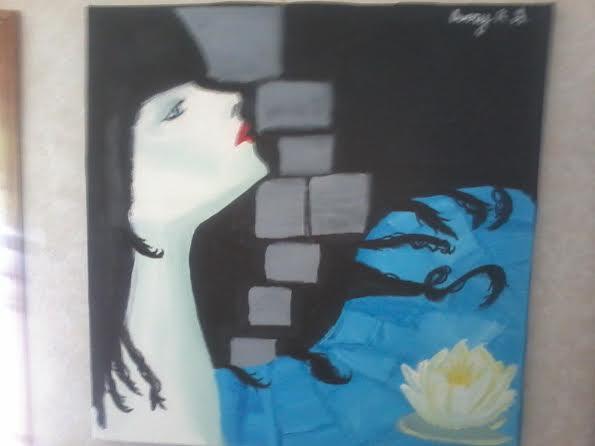 Ophelia by OnyxiusART