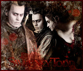 Sweeney Todd by Fairling