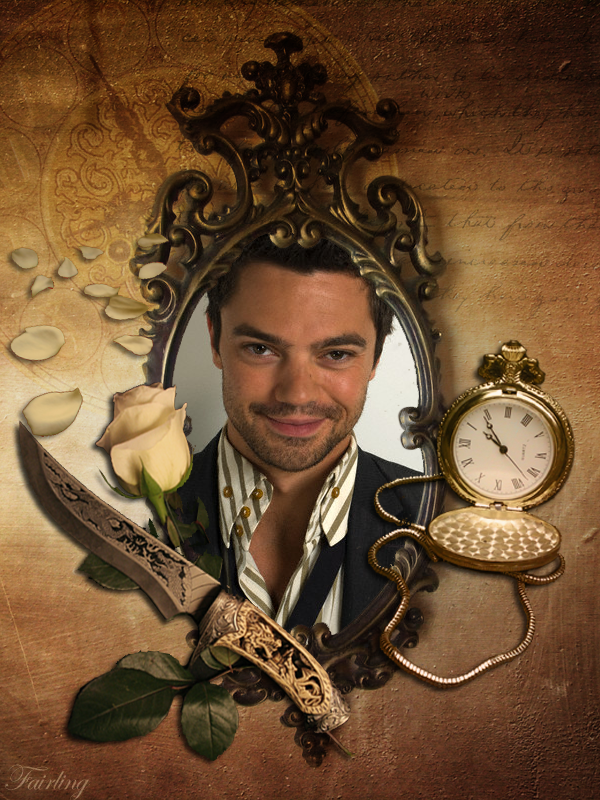 Dominic Cooper by Fairling