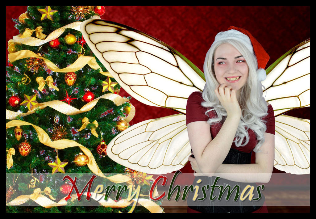 Christmas Faery by Fairling