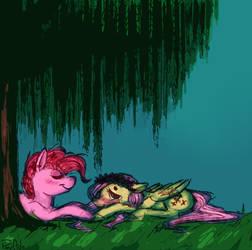Shhh by Ponycide