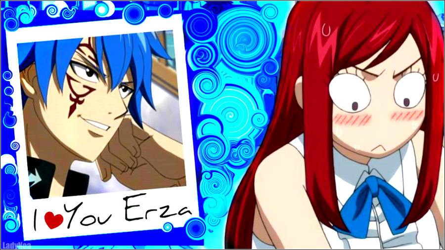 Images des couples ! - Page 6 Love_You_Erza_by_LadyNoa