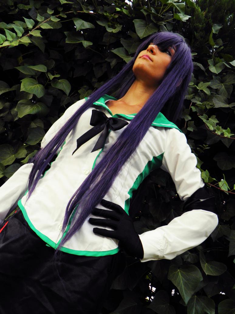 HOTD: Saeko Busujima 03 by LadyNoa
