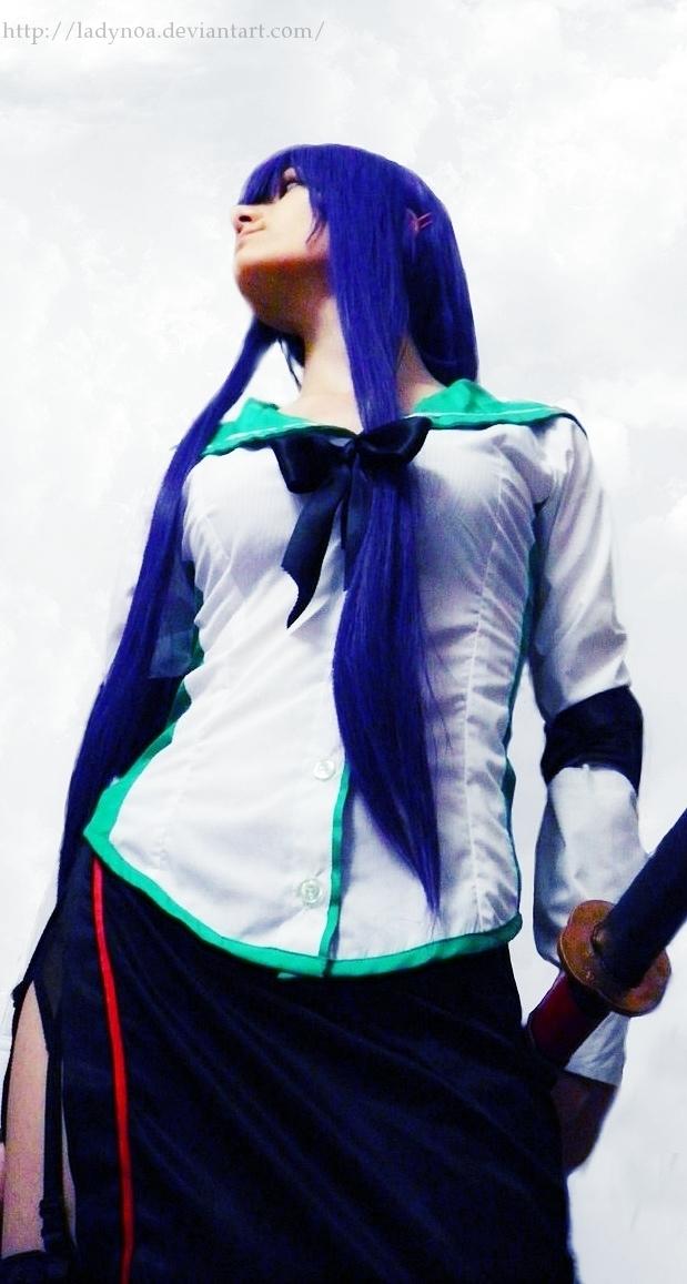 ID:Saeko Busujima by LadyNoa