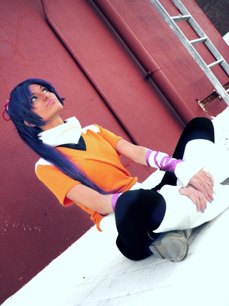 Yoruichi Shihouin Cosplay 16 by LadyNoa on DeviantArt