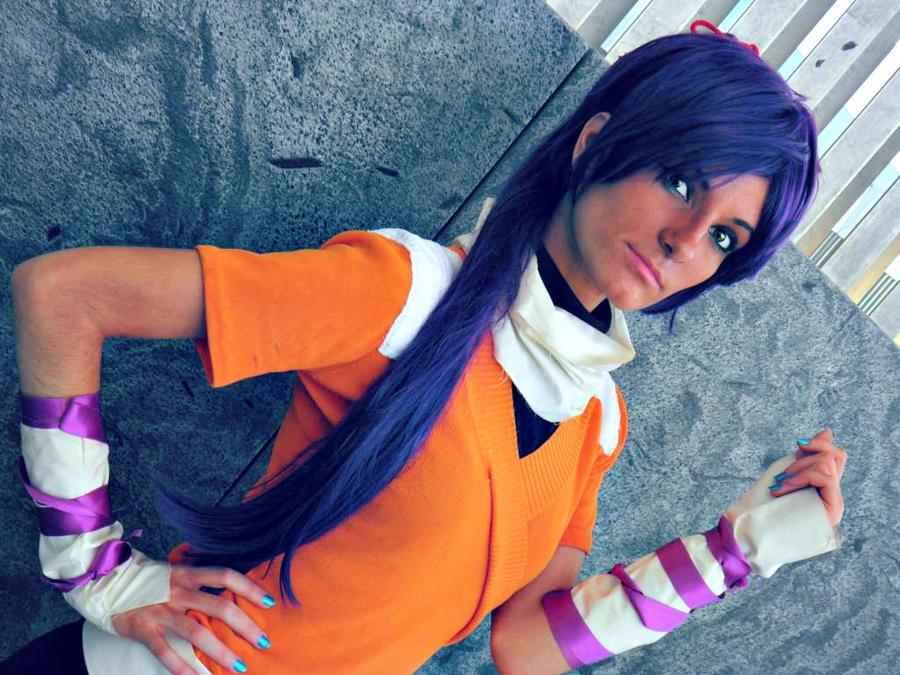 Yoruichi Shihouin Cosplay 19 by LadyNoa