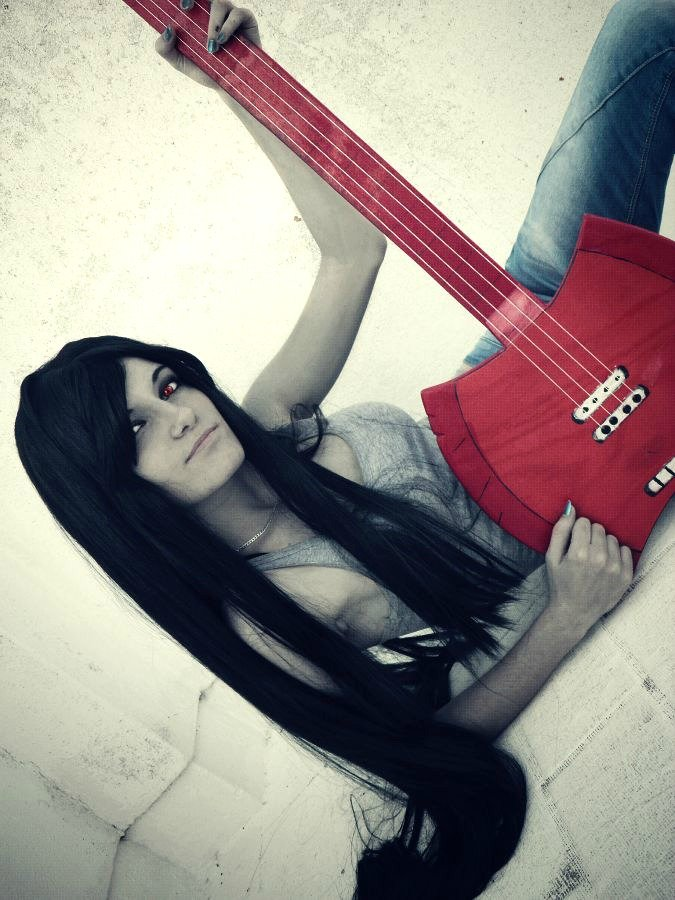 Marceline by LadyNoa