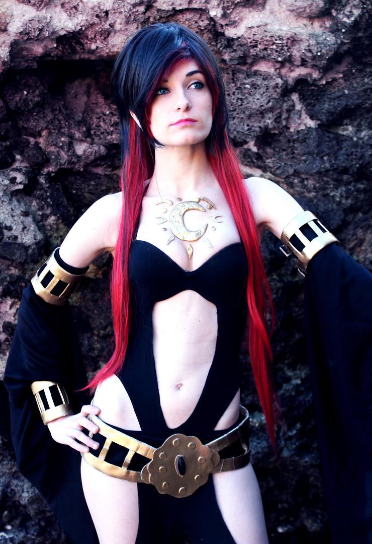 Raven by LadyNoa