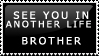 Brother stamp by freeburgfreak