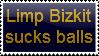 Limp Pisskit by LiteratePothead