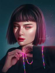 Portrait Study :)   Speed paint Link