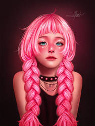 Pink   Speed paint link :)