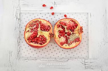 Valentine fruit by pollina