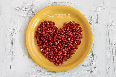 Valentine fruit II by pollina