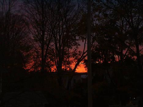 November Sunrise 2019