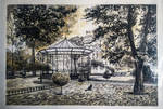 City Garden, Odessa