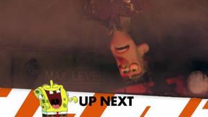 Spongebob Laughed As Mrs Tweedy gets stuck