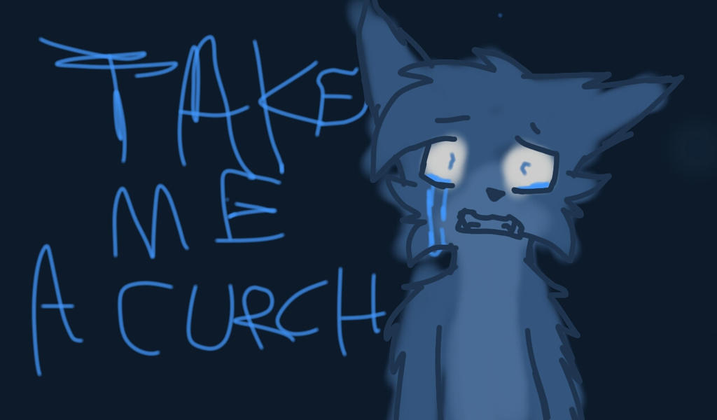 take me a curch :3 by blandy-wolf098YT