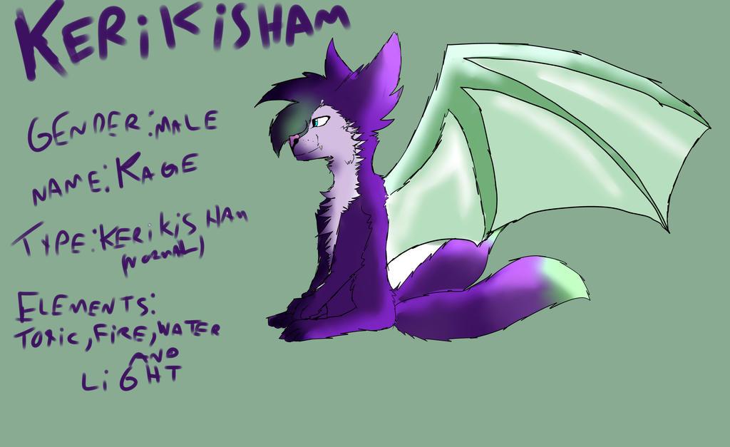 Kerikisham(finished :v) by blandy-wolf098YT