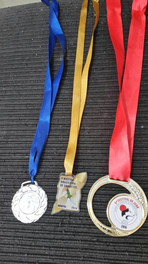 my medals  :3 by blandy-wolf098YT