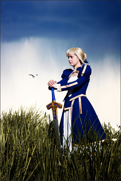 Saber - Fate Stay Night by Maricuti