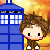 Doctor Tennant - Icon by xXBloodRedAndBlackRo