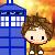 Doctor Tennant - Icon by xXBloodRedAndBlackRo