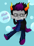 Glubbing