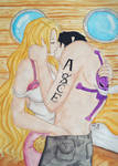 [Day 5] Portgas D. Ace x Elisabeth Ray - Kissing by AyoraPics