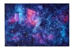 Watercolour Galaxy