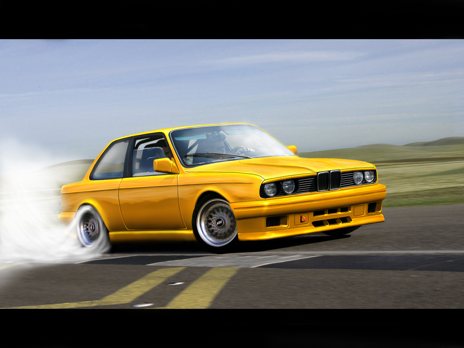 Bmw E30 Drift by Tosho Design