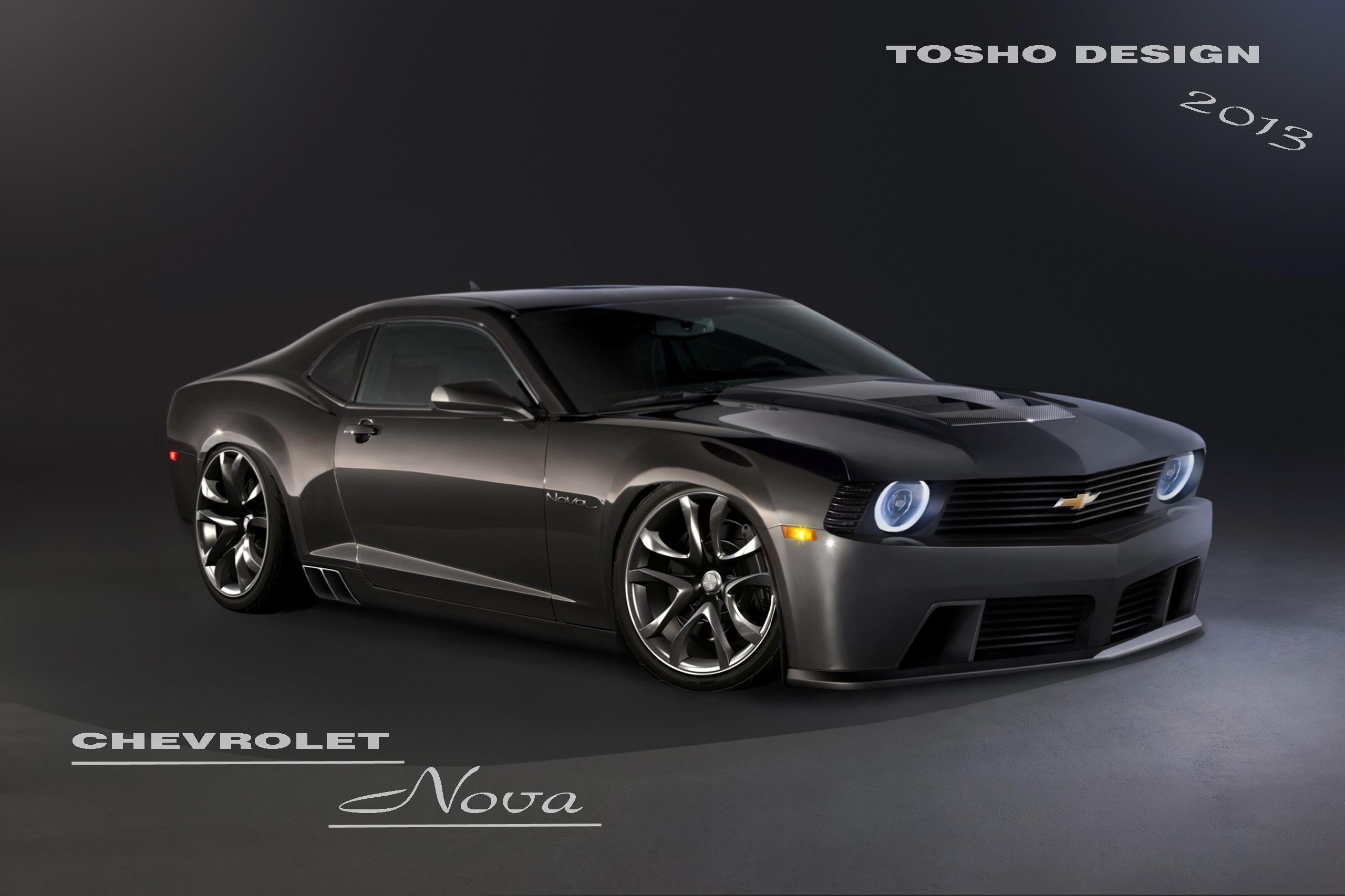 2015 Chevy Nova Concept Nova concept finish by