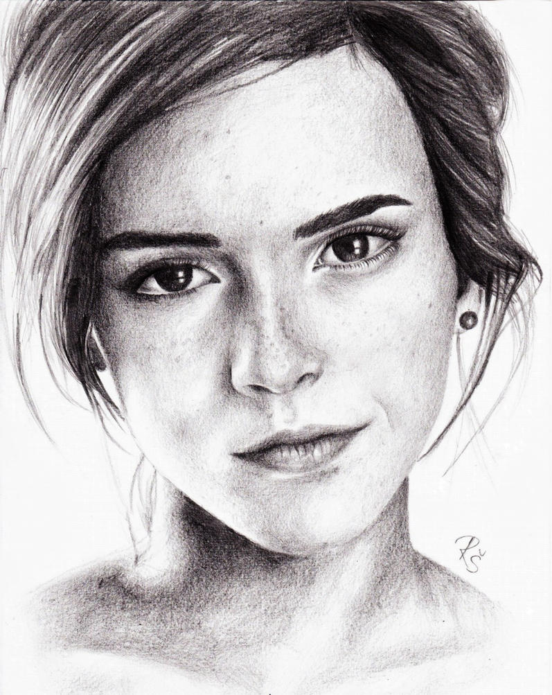 Emma Watson by RomcaS