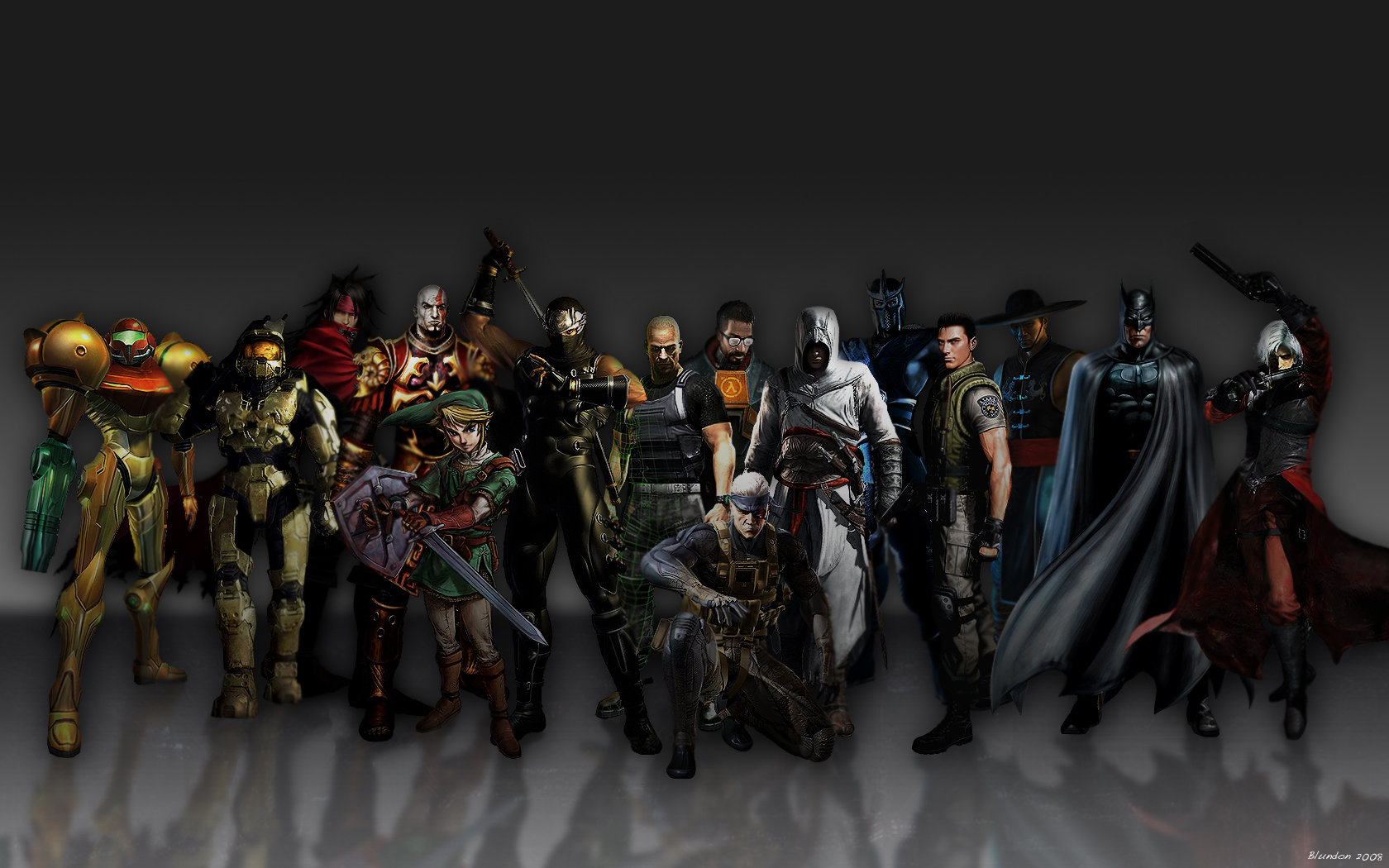 Games United by TheDarkMan