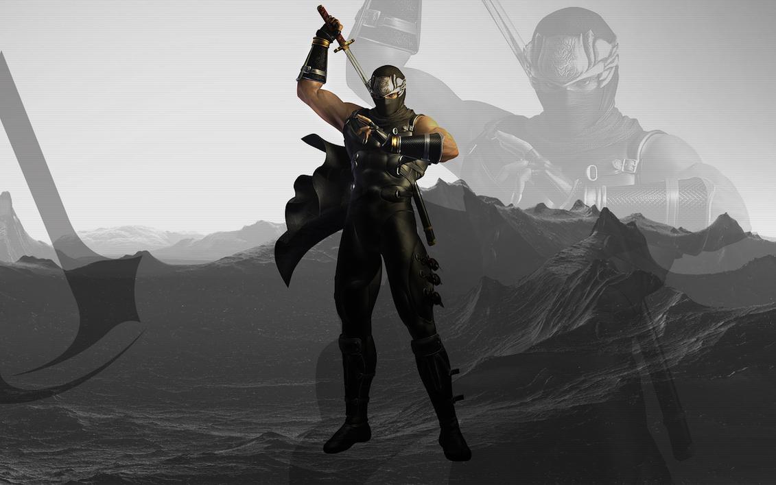 Ninja Gaiden Widescreen by TheDarkMan on DeviantArt
