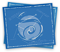 Scryber Icon: Blueprint by moiety