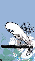 the sperm whale by turboneger