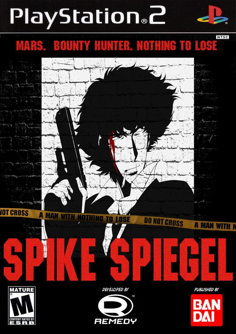 Cowboy Bebop / Max Payne crossover by SpikeJet2736