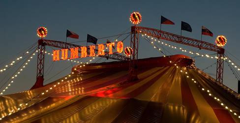 Circus Humberto I by WildSammy