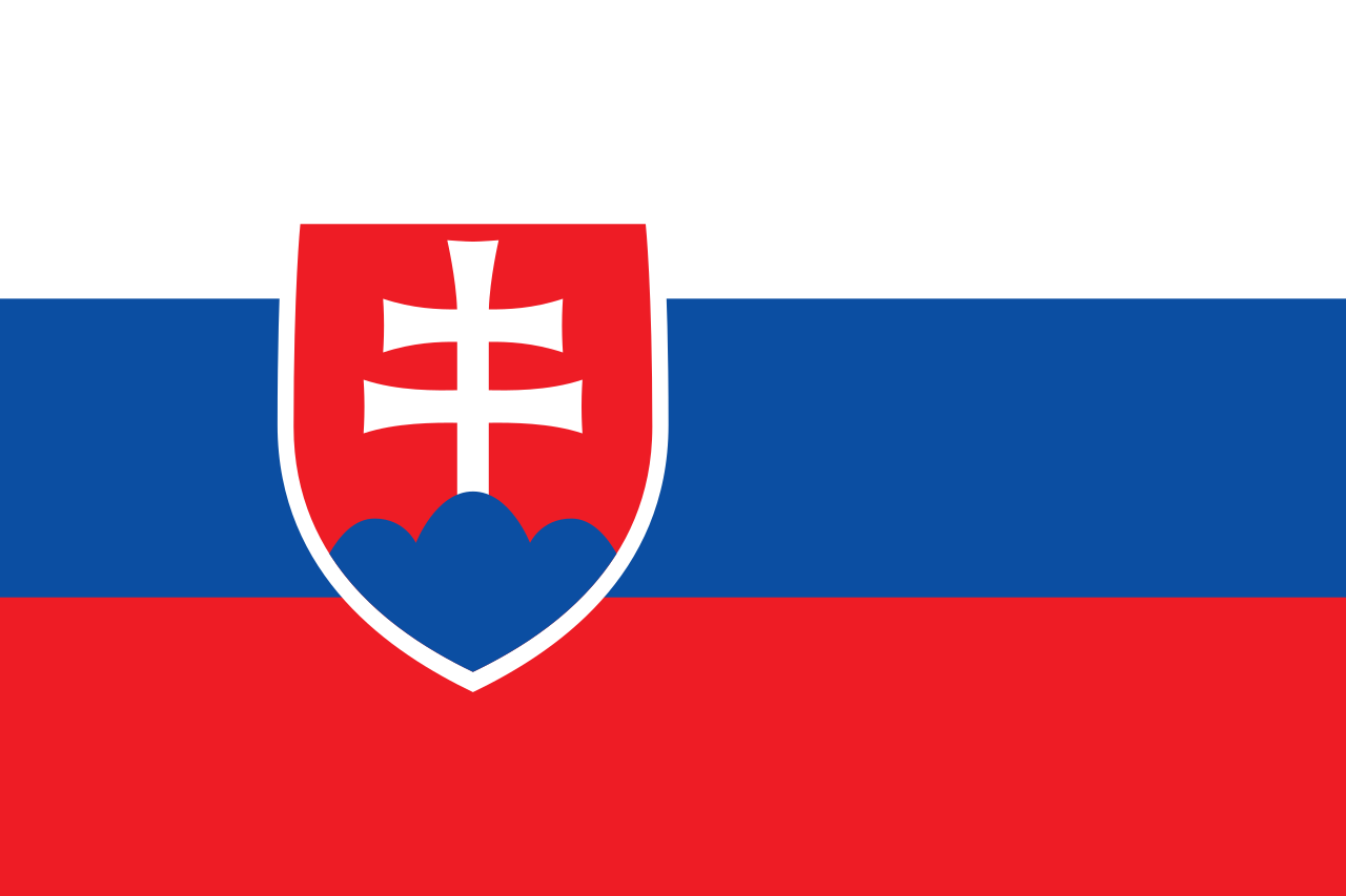 Flag of Slovakia by WildSammy