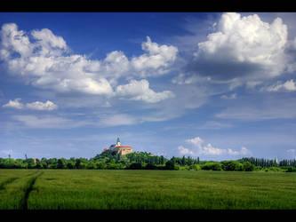 Nitra castle _HDR_ by WildSammy