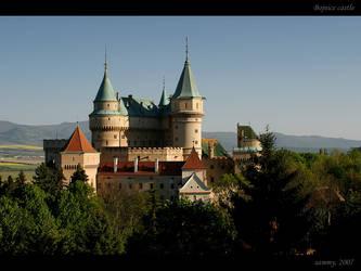 Bojnice castle by WildSammy
