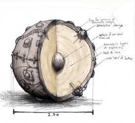 Medieval Atomic Bomb? by TickTockMan92