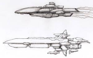 Stupid Dumb Spaceships by TickTockMan92