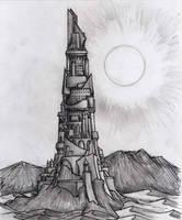 The Dark Tower by TickTockMan92